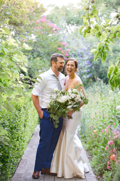 Healdsburg Garden Wedding at Ru's Farm