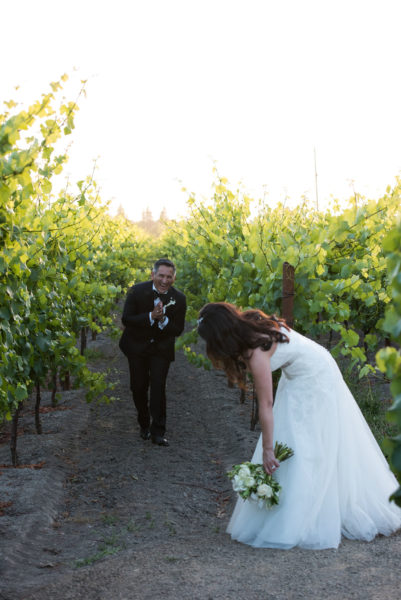 Vintners Inn Santa Rosa wedding