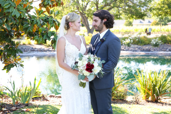 Destination Wedding at Landmark Vineyards