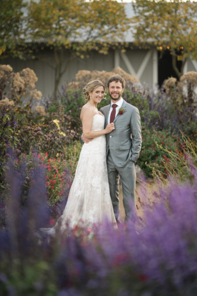 Fall Wedding At Cornerstone Sonoma