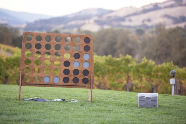 Wine Country Lawn Games