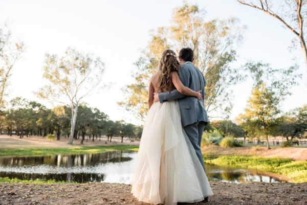 Wine Country Wedding At Two Beautiful Venues