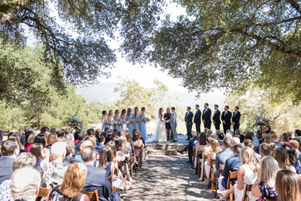 Wine Country Wedding At Two Beautiful Wedding Venues
